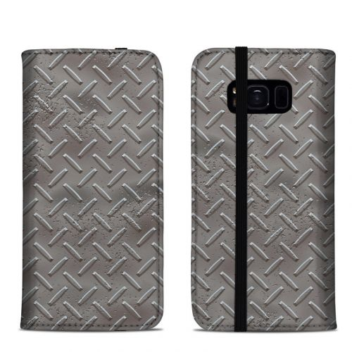 Industrial Samsung Galaxy S8 Folio Case