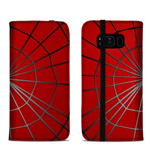 Webslinger Samsung Galaxy S8 Folio Case