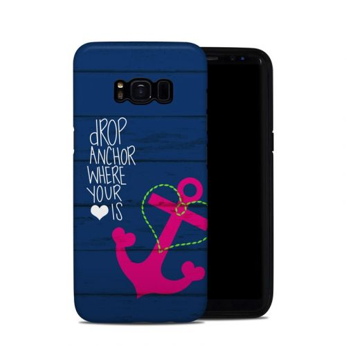 Drop Anchor Samsung Galaxy S8 Hybrid Case