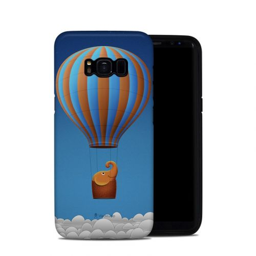 Flying Elephant Samsung Galaxy S8 Hybrid Case