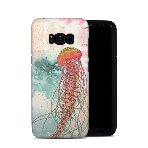 Jellyfish Galaxy S8 Hybrid Case