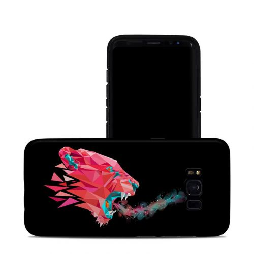 Lions Hate Kale Galaxy S8 Hybrid Case