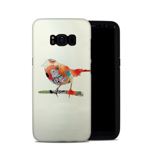 Little Bird Samsung Galaxy S8 Hybrid Case