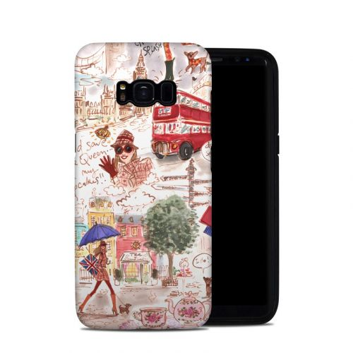 London Samsung Galaxy S8 Hybrid Case