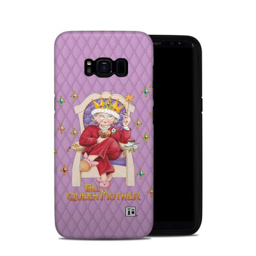 Queen Mother Galaxy S8 Hybrid Case