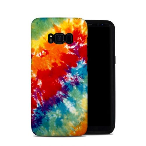 Tie Dyed Galaxy S8 Hybrid Case