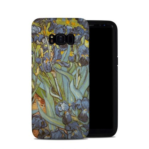 Irises Galaxy S8 Hybrid Case