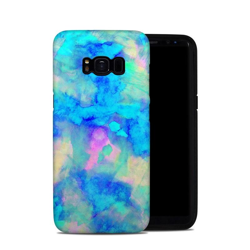 Electrify Ice Blue Galaxy S8 Hybrid Case