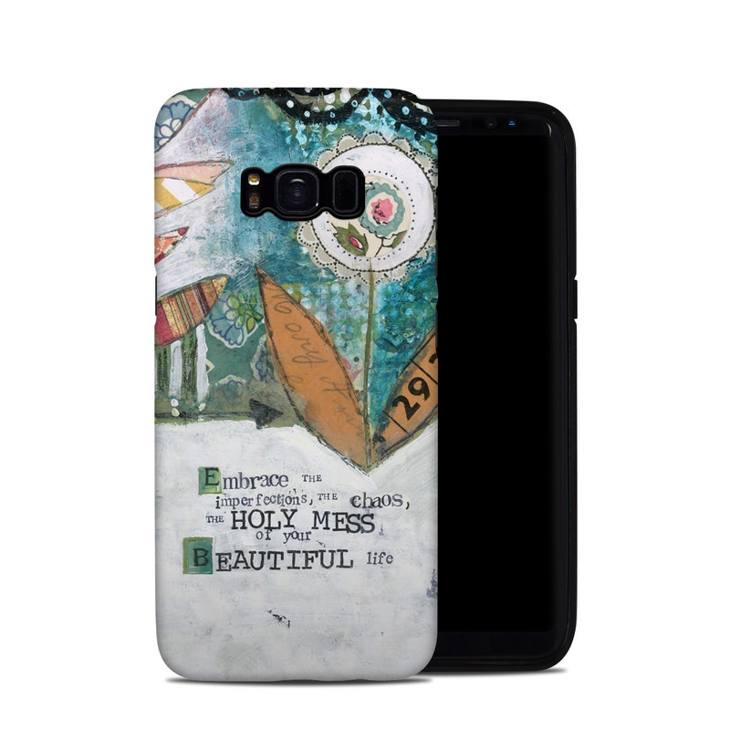 Holy Mess Galaxy S8 Hybrid Case