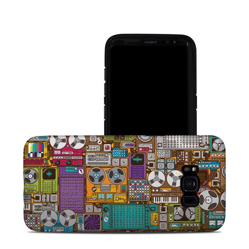 In My Pocket Galaxy S8 Hybrid Case