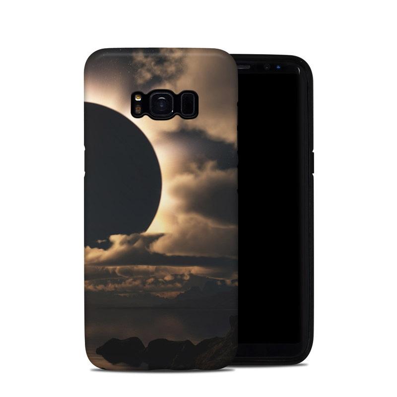 Moon Shadow Galaxy S8 Hybrid Case