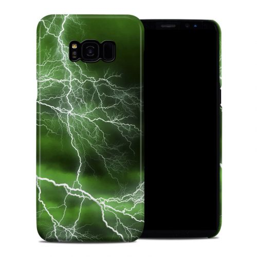Apocalypse Green Samsung Galaxy S8 Plus Clip Case