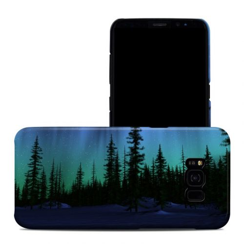 Aurora Galaxy S8 Plus Clip Case
