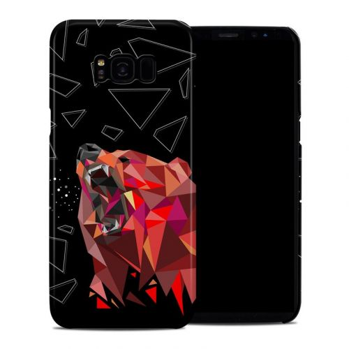 Bears Hate Math Galaxy S8 Plus Clip Case