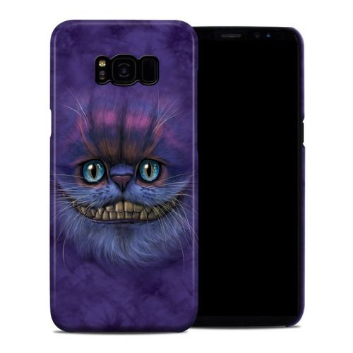 Cheshire Grin Samsung Galaxy S8 Plus Clip Case