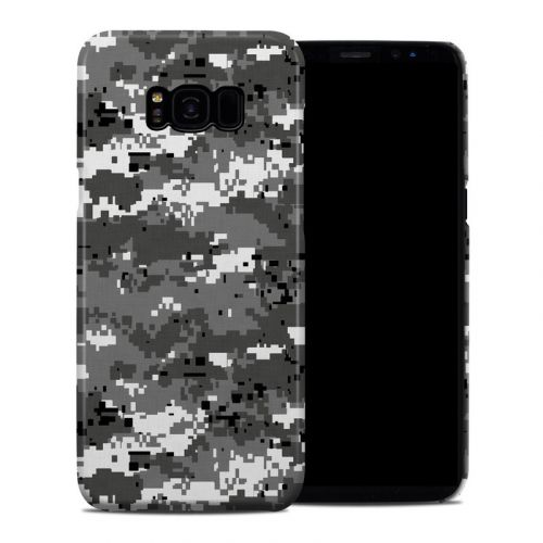 Digital Urban Camo Galaxy S8 Plus Clip Case