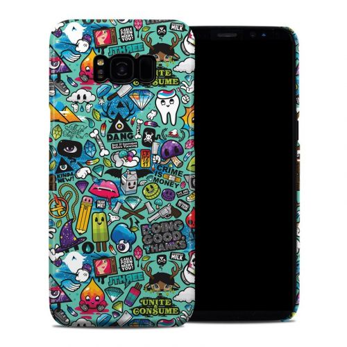 Jewel Thief Samsung Galaxy S8 Plus Clip Case
