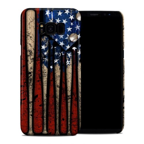 Old Glory Galaxy S8 Plus Clip Case
