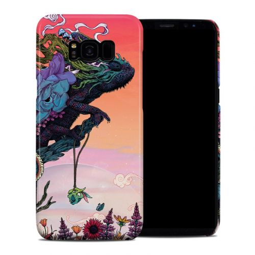 Phantasmagoria Samsung Galaxy S8 Plus Clip Case
