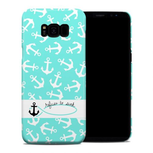 Refuse to Sink Galaxy S8 Plus Clip Case
