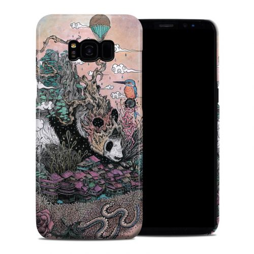 Sleeping Giant Samsung Galaxy S8 Plus Clip Case