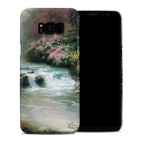 Beside Still Waters Galaxy S8 Plus Clip Case