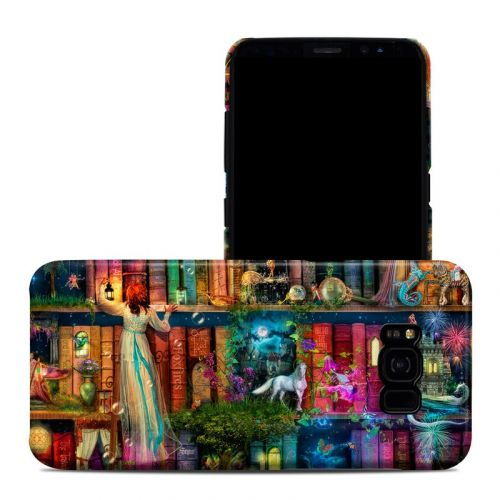 Treasure Hunt Samsung Galaxy S8 Plus Clip Case