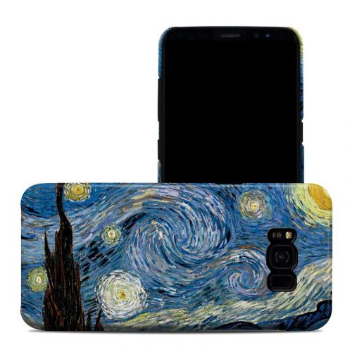 Starry Night Galaxy S8 Plus Clip Case