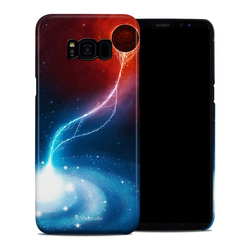 Black Hole Samsung Galaxy S8 Plus Clip Case