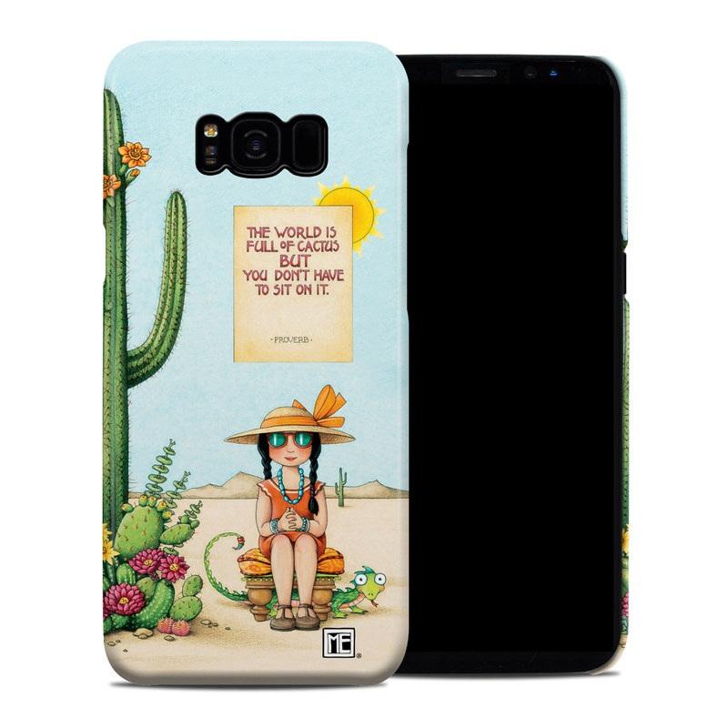 Cactus Samsung Galaxy S8 Plus Clip Case