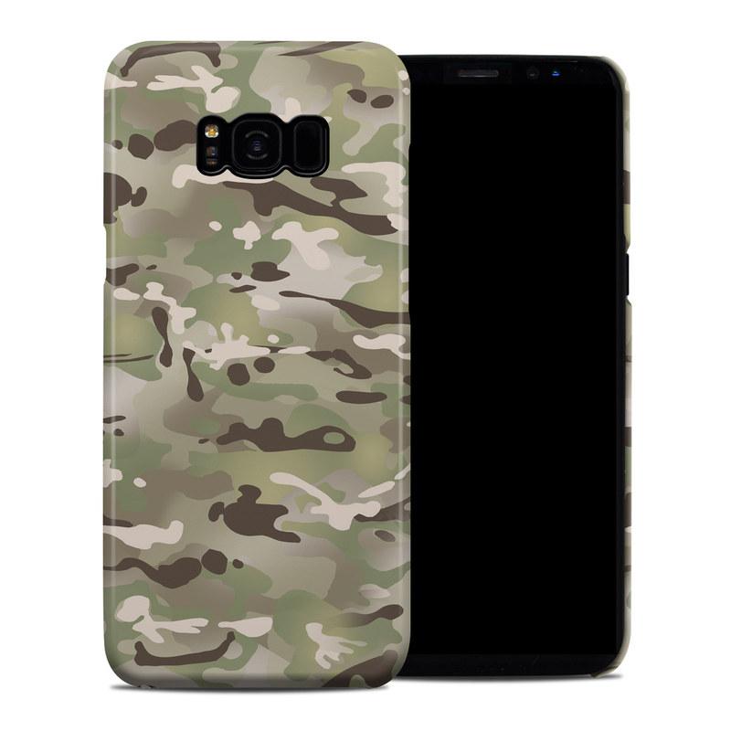 FC Camo Galaxy S8 Plus Clip Case