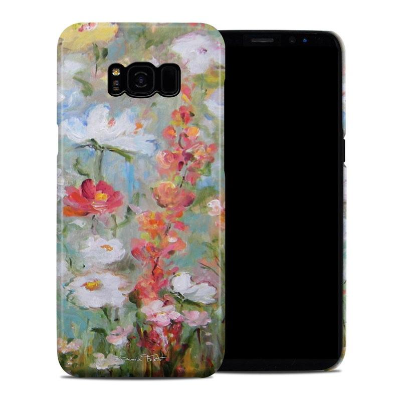 Flower Blooms Samsung Galaxy S8 Plus Clip Case
