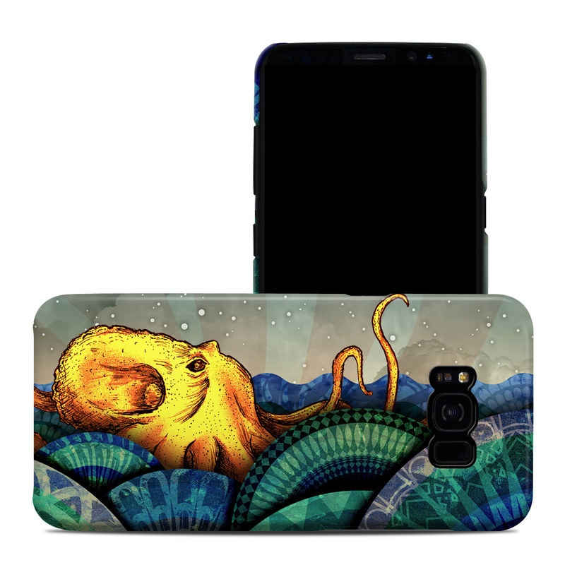 From the Deep Samsung Galaxy S8 Plus Clip Case