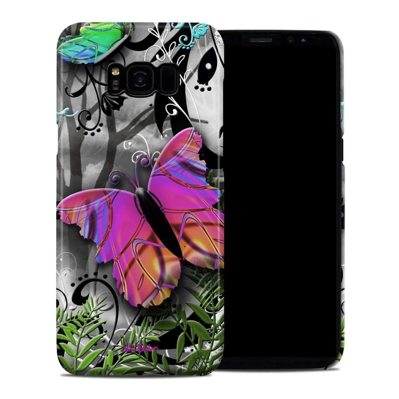 Goth Forest Samsung Galaxy S8 Plus Clip Case