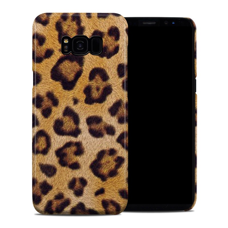 Leopard Spots Galaxy S8 Plus Clip Case