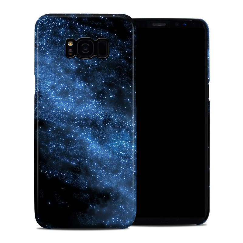Milky Way Samsung Galaxy S8 Plus Clip Case