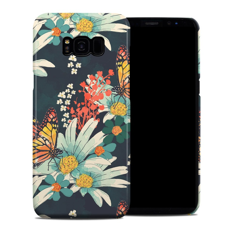 Monarch Grove Samsung Galaxy S8 Plus Clip Case