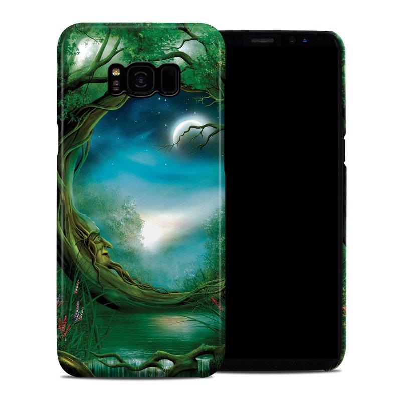 Moon Tree Samsung Galaxy S8 Plus Clip Case