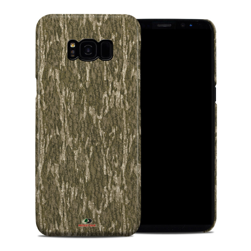 Samsung Galaxy S8 Plus Clip Case design of Grass, Brown, Grass family, Plant, Soil with black, red, gray colors