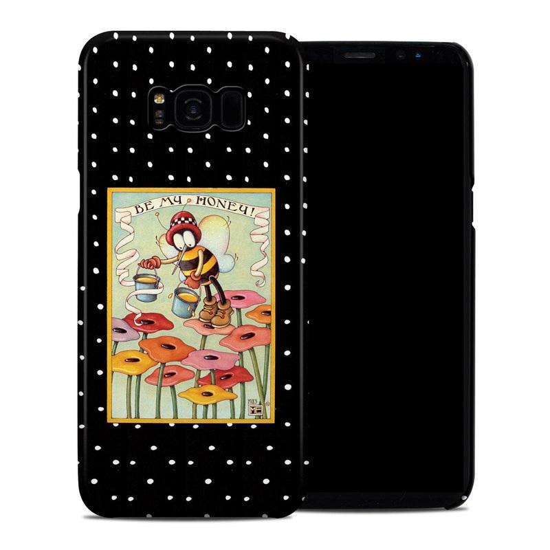 Be My Honey Samsung Galaxy S8 Plus Clip Case