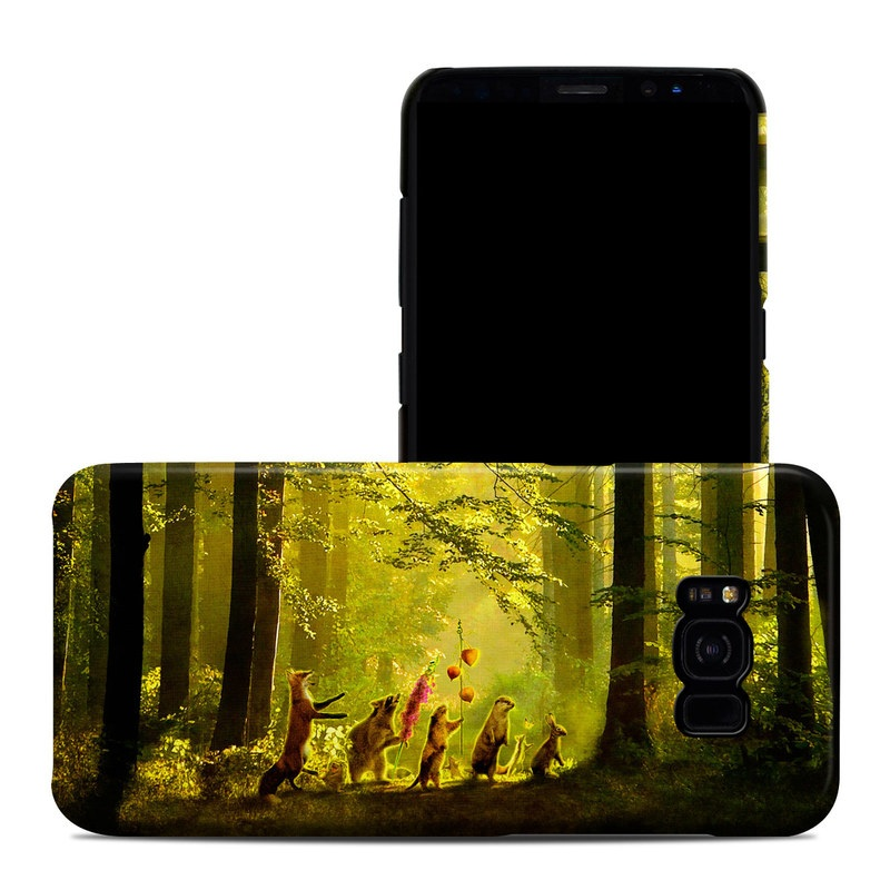 Secret Parade Samsung Galaxy S8 Plus Clip Case