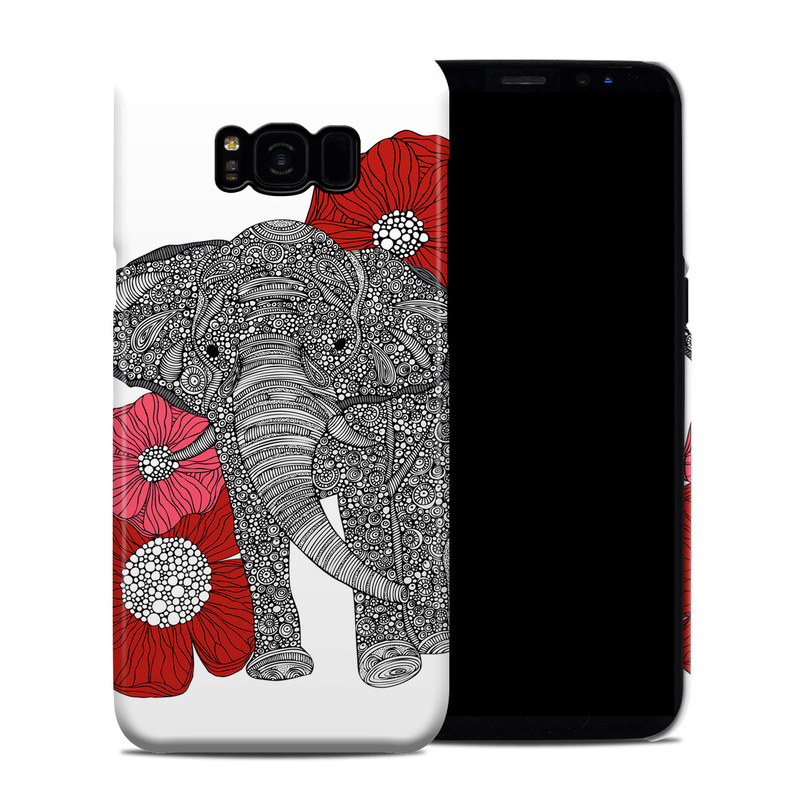 The Elephant Samsung Galaxy S8 Plus Clip Case