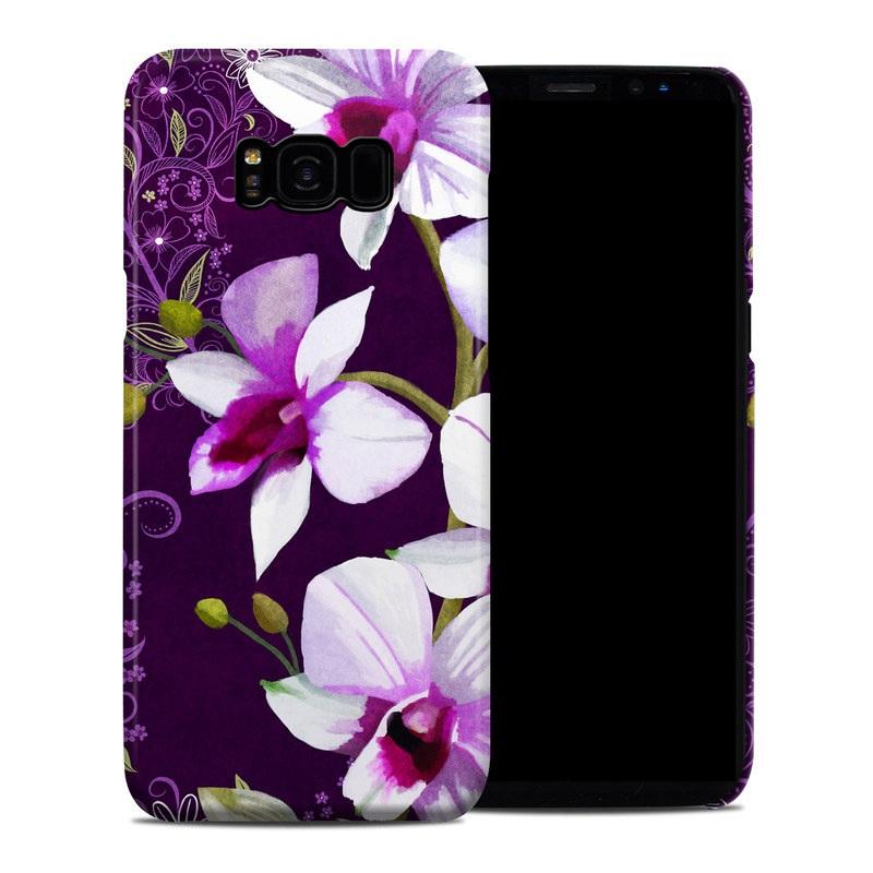 Violet Worlds Samsung Galaxy S8 Plus Clip Case