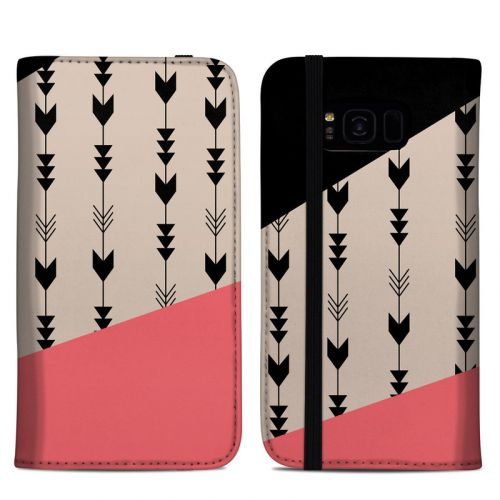 Arrows Samsung Galaxy S8 Plus Folio Case
