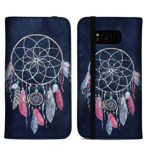 Dreamcatcher Samsung Galaxy S8 Plus Folio Case