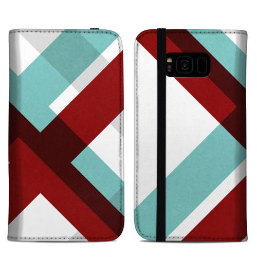 Kreo Samsung Galaxy S8 Plus Folio Case