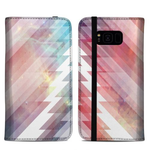 Moving Heavens Samsung Galaxy S8 Plus Folio Case