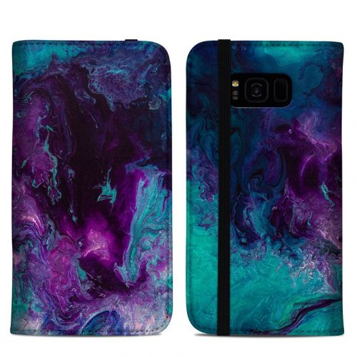 Nebulosity Samsung Galaxy S8 Plus Folio Case