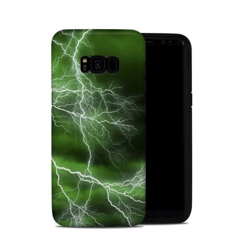 Apocalypse Green Samsung Galaxy S8 Plus Hybrid Case