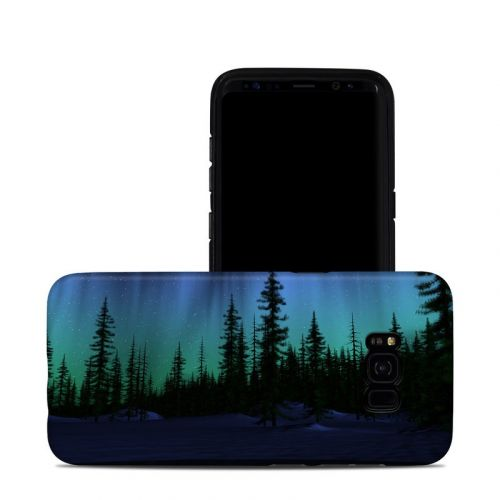 Aurora Galaxy S8 Plus Hybrid Case
